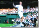 2008 Wimbldeon - Andy Murray Puts on a Round of 16 Show against Gasquet