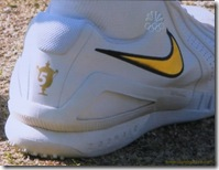 2008 Wimbldeon - Roger Federer's Right Designer Tennis Shoe
