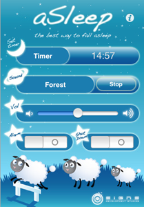 Three iPhone Relaxation and Sleep Apps Reviewed
