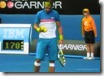 australian open 2009 - nadal's new fashion statement