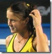australian open 2009 -  dinara safina in quarter-finals