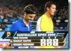 australian open 2009 - federer defeats safin