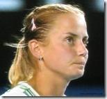 australian open 2009 -  jelena dokic in quarter final