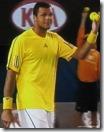 australian open 2009 -  tsonga takes out blake in round of 16