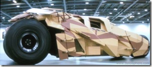 batman begins (2005) - the batmobile prototype - i'll take it