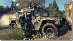 Battlefield - Bad Company - 360 - jeep