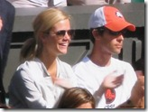 brooklyn decker 9 - cheering for andy roddick - wimbledon 2009