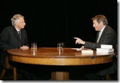 Charlie Rose Table