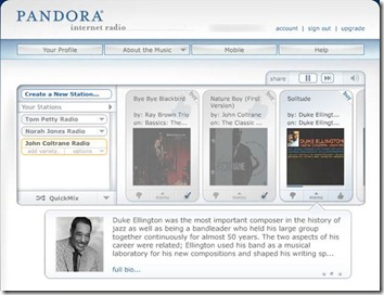 pandora via hotspot shield