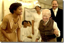 curious case of benjain button (2008) brad pitt dancing as old young man