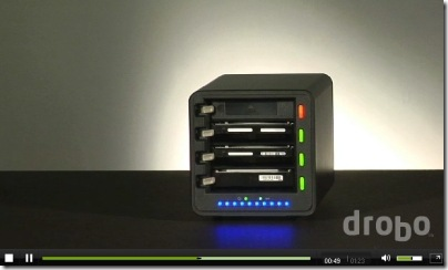 Drobo Recovers from Drive Crash as Promised