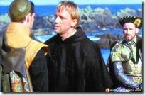 elizabeth 1998 daniel craig as an assassin - christopher eccleston in background