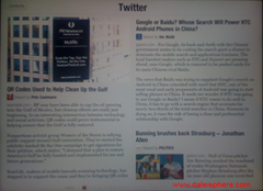 Flipboard's Twitter Integration Makes it a Game Changer