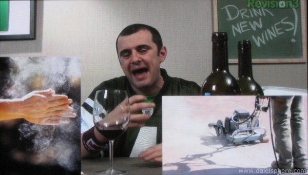 Gary Vaynerchuk's Wine Library Reserve Podcast