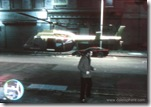 GTA IV - Helicopter Parked at Bohan Safehouse