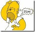 Homer - doh!