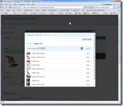 Daleisphere WordPress 2.5 Media Library