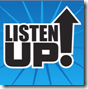 listen up podcast icon