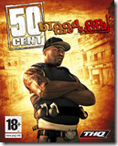 50 cent - blood in the sand cover art