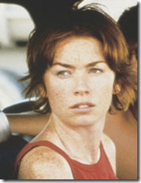 julianne nicholson from Tully movie poster