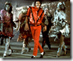 michael jackson dances in thriller