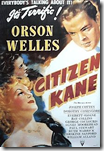 citizen kane move poster