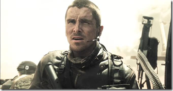 terminator salvation - christian bale