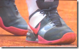 french open 2009 - nadal tennis shoes side view