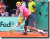 french open 2009 - rafael nadal - the champ goes down - pic 2