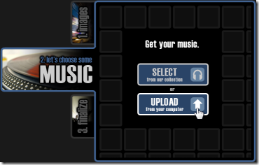 Animoto - Get Your Music