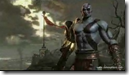 sony e3 2009 press conference - god of war demo