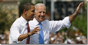 Barack Announces Biden in Springfield Illinois