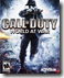 call of duty world at war box art