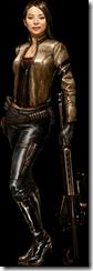 jennifer mui - mercenaries 2