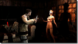 silent hill homecoming nurse killing