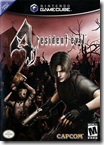 resident evi 3l box art