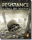 resistance fall of man cover art
