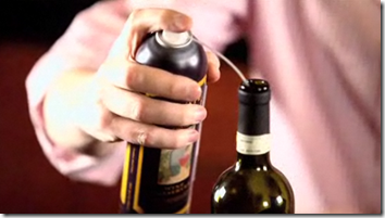 save wine with argon gas