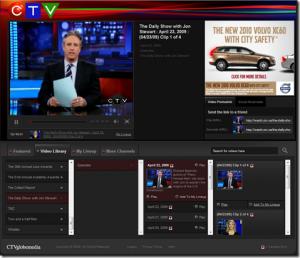 Canada's CTV Puts Full Primetime TV Episodes Online