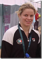 Kim Clijsters is Back!