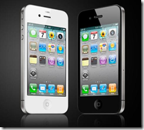 iOS 4 on iPhone 4 devices