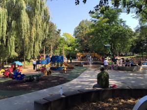 Neshama Playground in Oriole Park