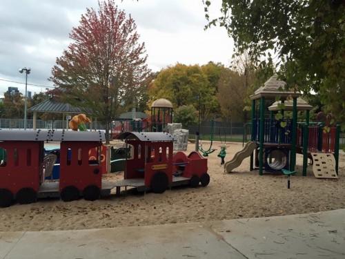 Rosedale Park Playground