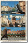 in bruges (2008) movie poster