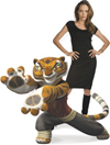 Kung Fu Panda 2008 - Angelina Jolie as Tigress
