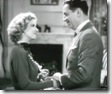 Libeled Lady (1936) jean harlow and william powell making up