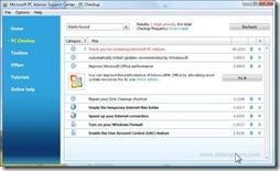 Microsoft PC Advisor