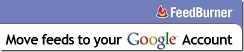 move Feedburner feeds to your google adsense account