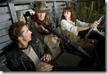 mutt, indy and marion - indiana jones and the kindgeom of the crystal skull