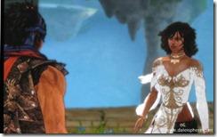 prince of persia (2008) - elika and the prince talk